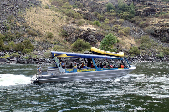 Hells Canyon Adventures Is The Only Company That Provides