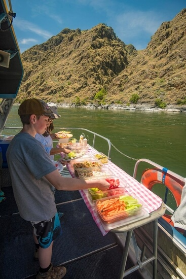 hells canyon plan ahead